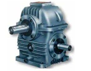 WHX arc tooth worm gear reducer