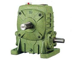 WPA worm gear reducer