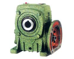 WPDKA worm gear reducer