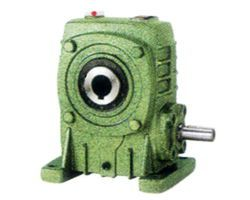 WPDKS worm gear reducer