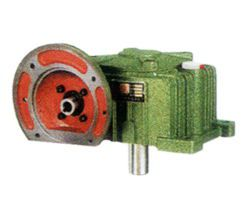 WPDO worm gear reducer