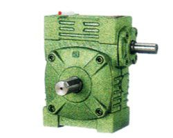 WPW worm gear reducer
