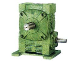 WPWA worm gear reducer