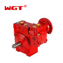 WPWED40~250 worm gear reducer gear reducer