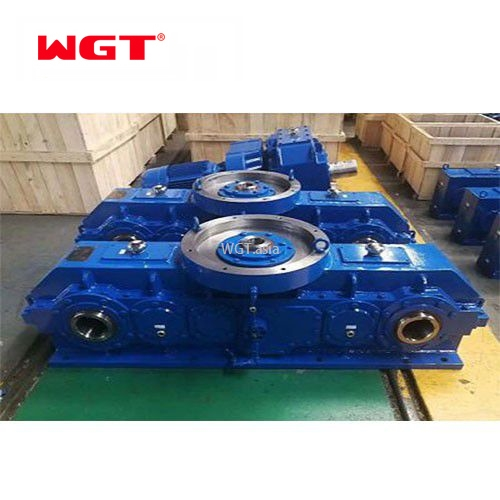 YHJ1230 gravity-free hybrid reducer 75KW(without motor)