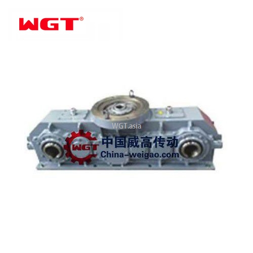 YHJ1360 gravity-free hybrid reducer(without motor)