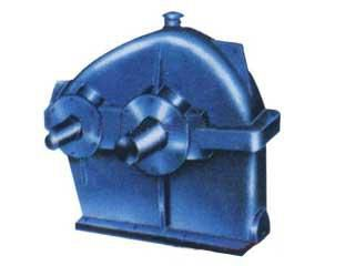 Z series hard tooth surface cylindrical gear reducer