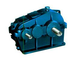 ZL (ZLH) series cylindrical gear reducer