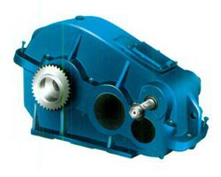 ZQD large transmission ratio cylindrical gear reducer