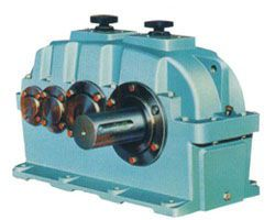 ZSSY series hard tooth surface cylindrical gear reducer