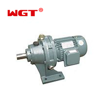 China gear reducer x/b series cyclo cycloidal pin wheel reducer motor gearbox conveyor with large torque