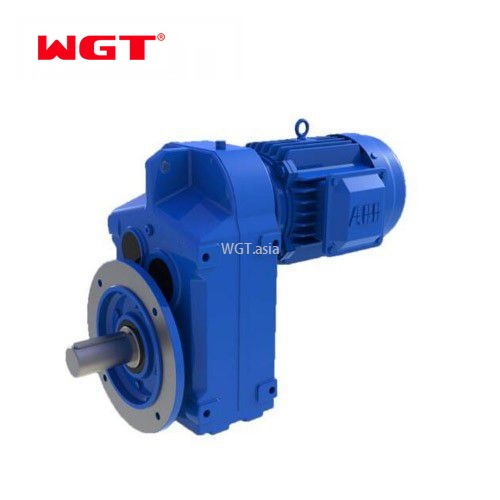 F97/FF97/FA97/FAF97 Helical gear hardened reducer (without motor)