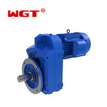 F57/FF57/FAF57Helical gear hardened reducer (without motor)