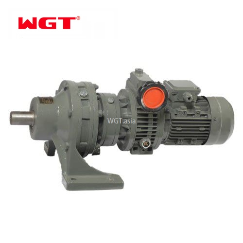 X/B series pin wheel shaft mounted transcyko shape cycloidal gearbox speed reducer power transmission