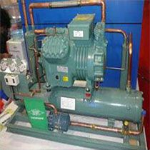 BITZER compressor 4TES9 Germany BITZER semi-closed piston compressor