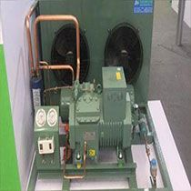 BITZER compressor 4VES7 Germany BITZER semi-closed piston compressor