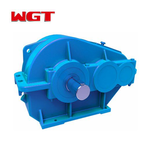 ZQ750 JZQ750 speed reducer for rubber and plastic machinery -JZQ gearbox